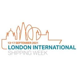 London International Shipping Week logo