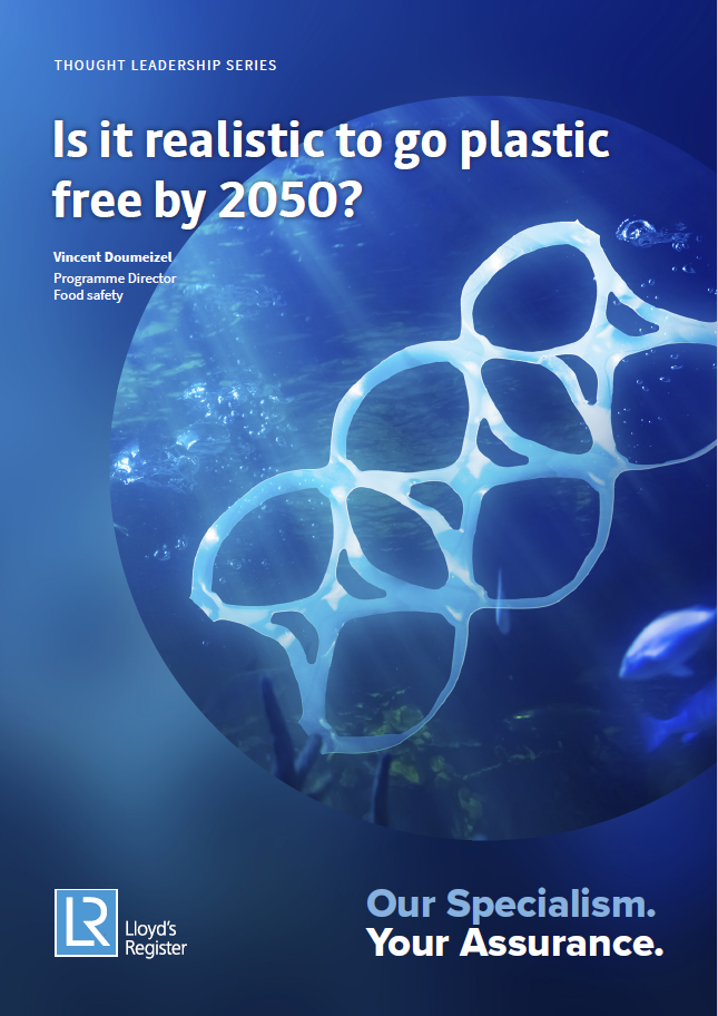 Plastic free by 2050