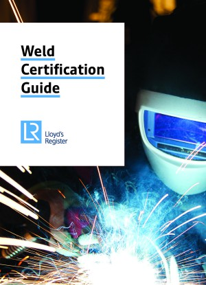 Lloyd's Register Weld Certification Guide