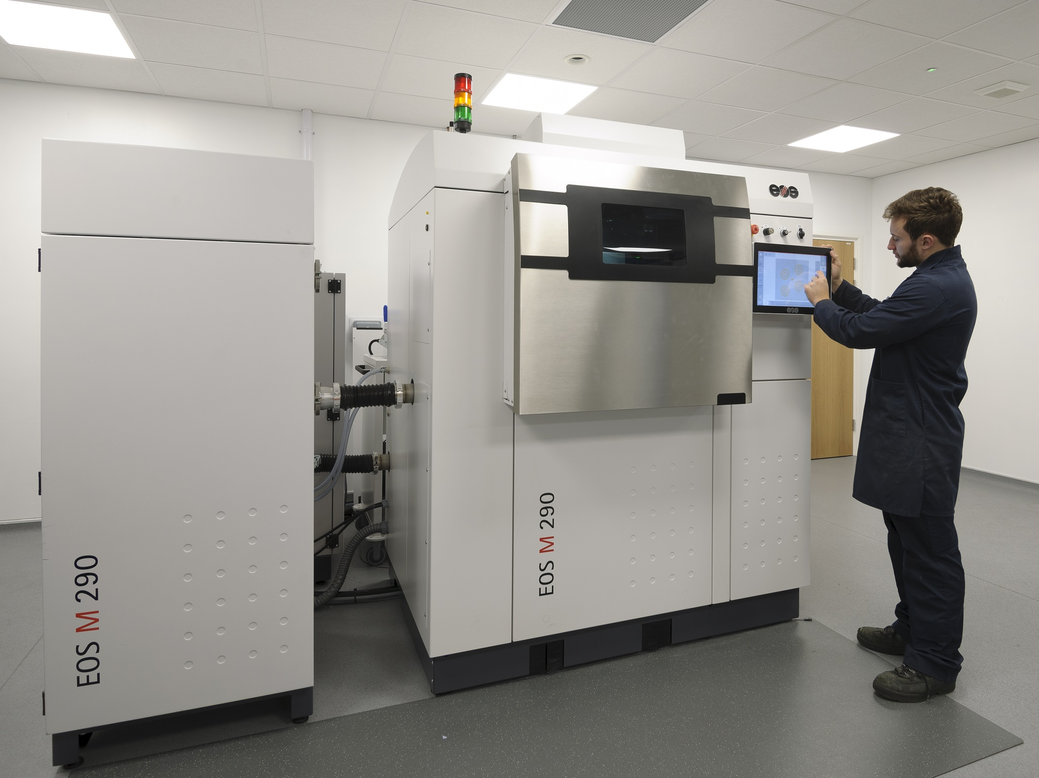 LR qualifies TWI AM facility in UK first