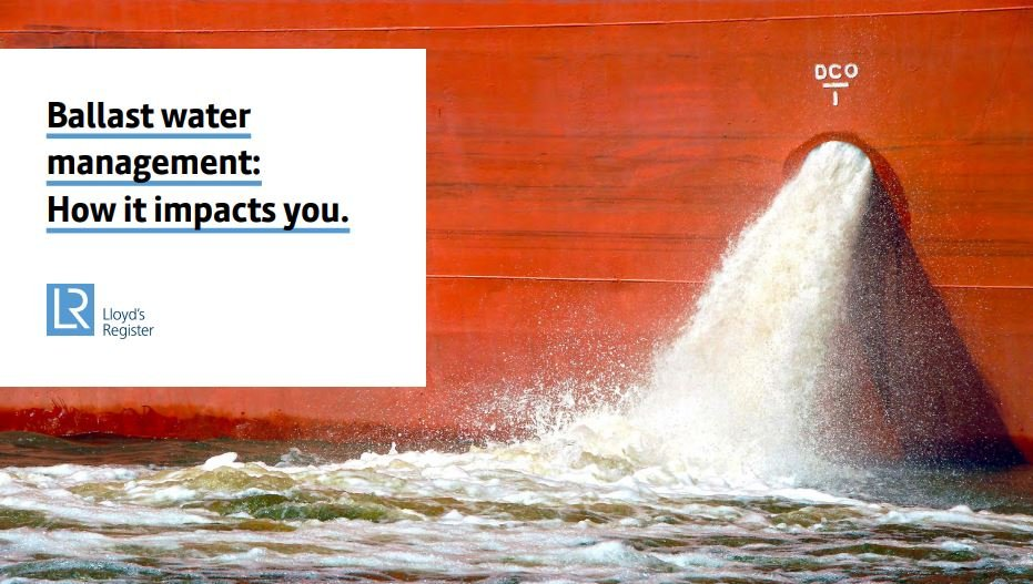 Ballast Water Management brochure
