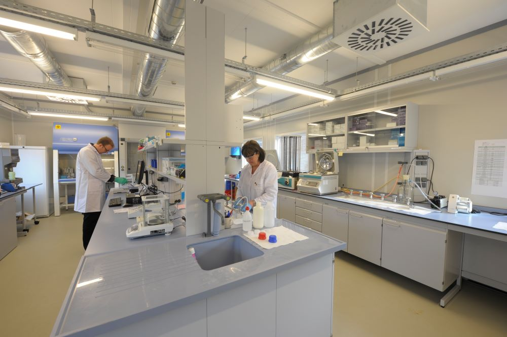 ENGIE laboratorium