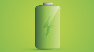 battery low carbon power