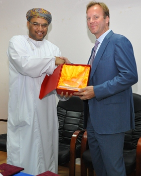graduate partnership with cce in oman
