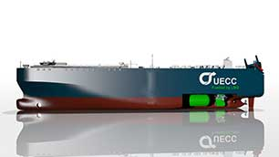 UECC-dual-fuel-LNG-car-and-truck-carriers
