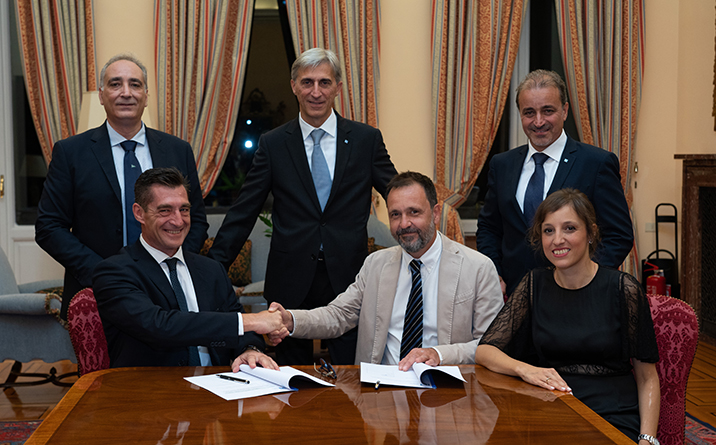 LR signed a Marine Management System (MMS) contract with Sea World Management which allows us to carry out MMS audits on behalf of the Italian Flag.